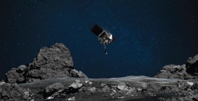 NASA's Osiris-Rex set to land on asteroid Bennu Tuesday, Report