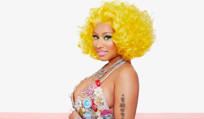 Nicki Minaj confirms she welcomed baby boy, Report
