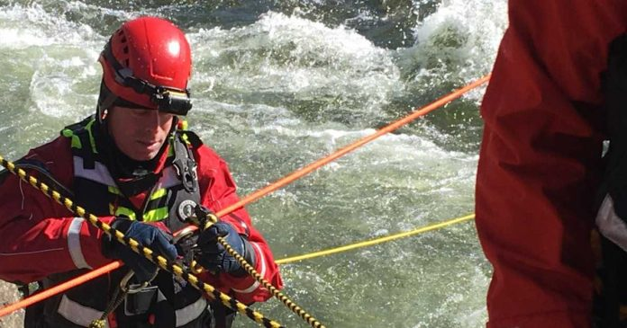 One man dead after Cleveland Dam opens on Capilano River