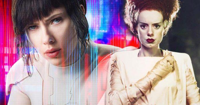 Scarlett Johansson weds Bride of Frankenstein movie role, Report