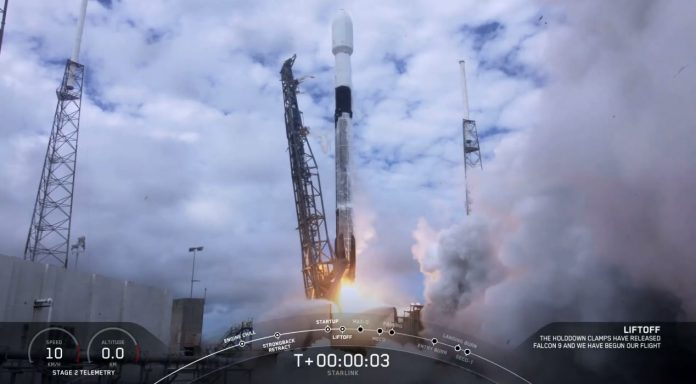 SpaceX launches 60 more Starlink internet satellites from Cape Canaveral, Report