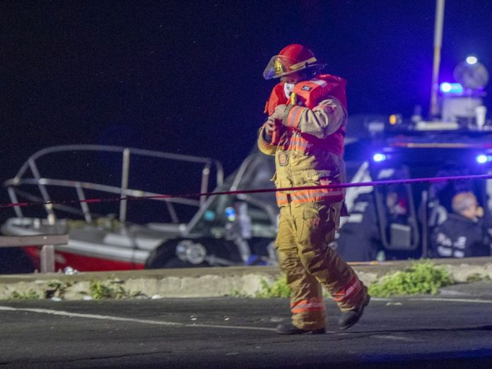 Two bodies recovered after vehicle plunges into Lac Saint-Louis