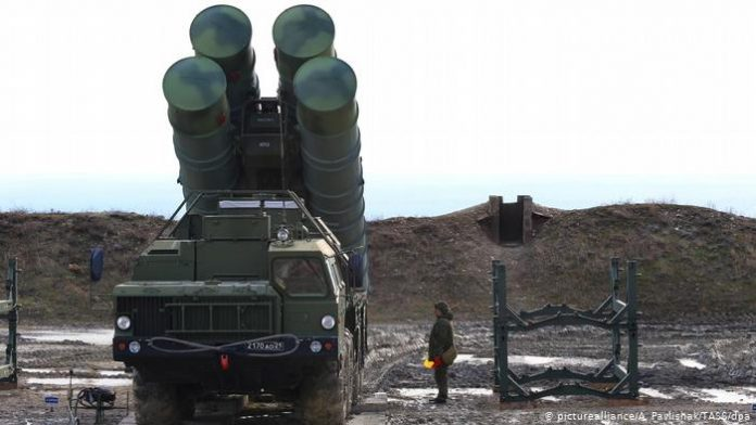 US condemns apparent Turkish test of Russian missile system, Report