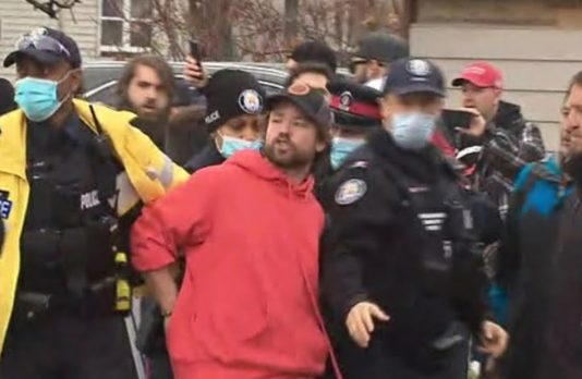 Adamson BBQ owner Adam Skelly arrested after dramatic standoff with Toronto police, Report