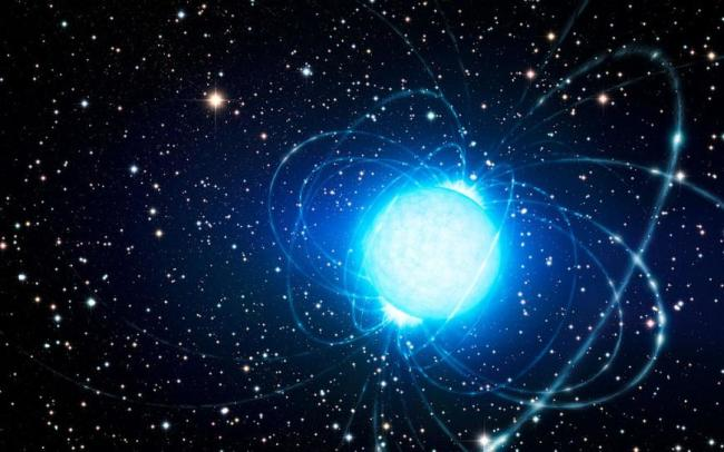 Birth of magnetar seen for the first time (Study)