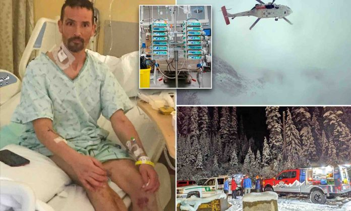 Dead Rainier: Hiker whose heart stopped after Mt. Rainier rescue recovers, Report