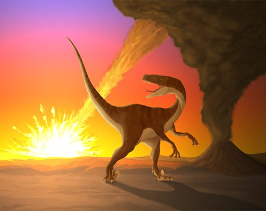 Dinosaurs could still be thriving today had asteroid not hit, says new research