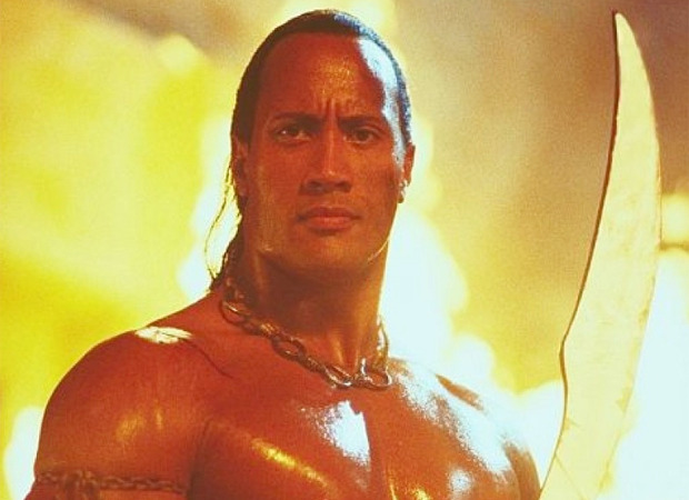 Dwayne Johnson developing 'The Scorpion King' reboot, Report
