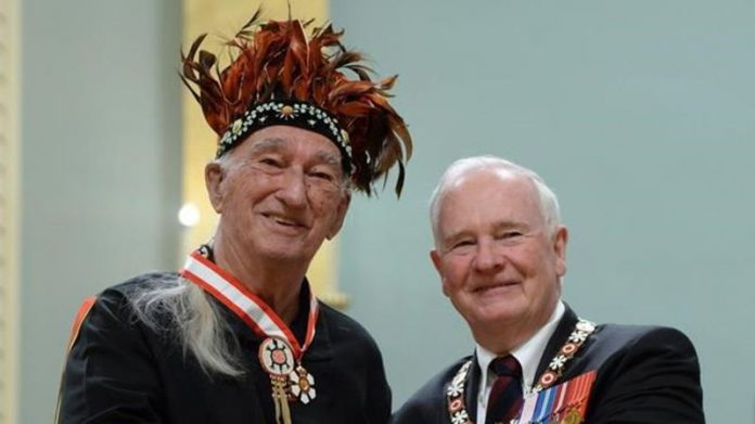 Former Grand Chief Max Gros-Louis dies at the age of 89