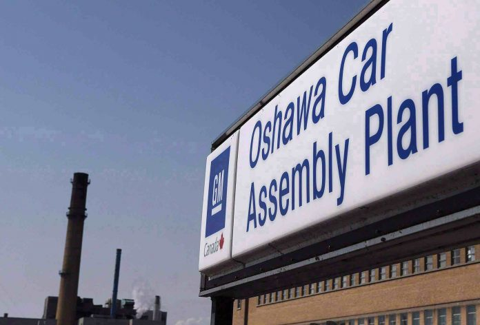GM says pickup truck production to return to Oshawa plant with new Unifor deal, Report