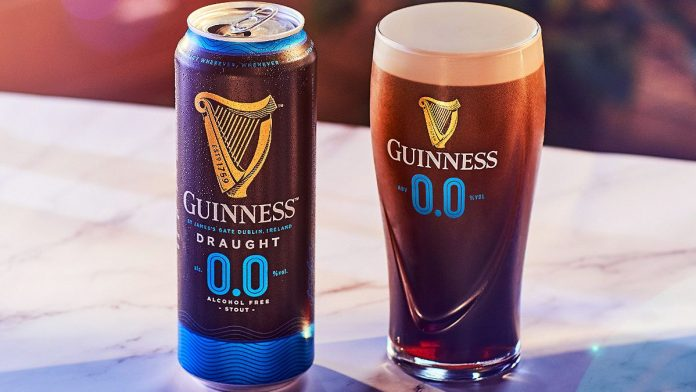Guinness recalls alcohol free stout just weeks after launch, Report