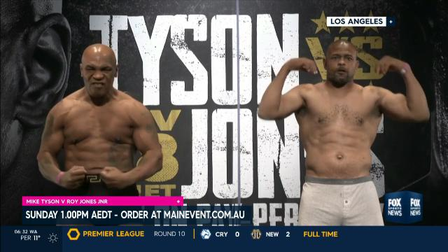 How to watch the Mike Tyson vs. Roy Jones Jr. livestream online (Details)