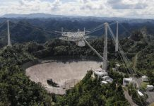 Iconic telescope at Arecibo will be scrapped