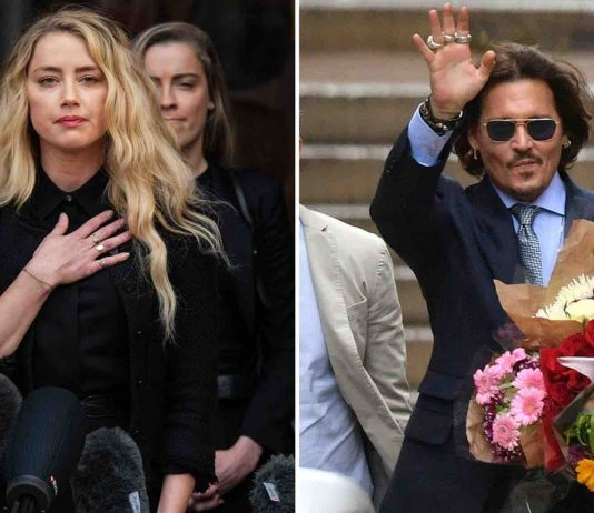 Johnny Depp's Fans Attack Amber Heard On Twitter, Report
