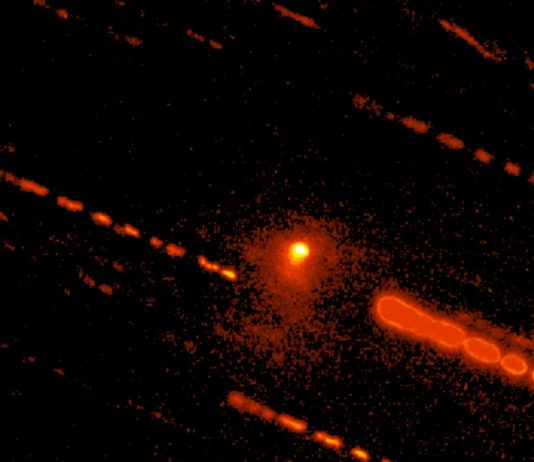 NAU scientists discover activity on distant planetary object