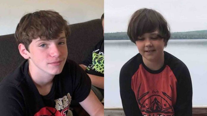 New Brunswick police searches for another teenager in connection to missing boys case