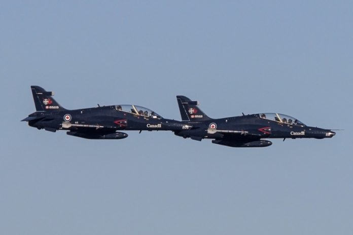 Royal Canadian Air Force outlines fly-bys planned for Remembrance Day