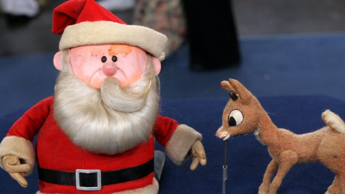Rudolph, Santa figures soar to sale of $368K at auction