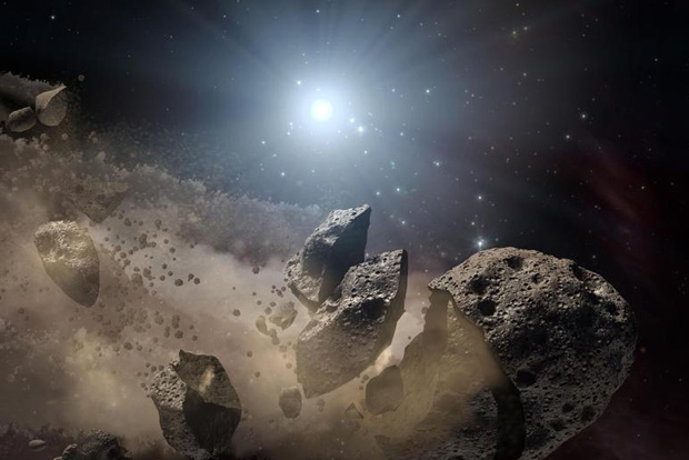 Study: Massive asteroid 'Apophis' may hit Earth in 2068
