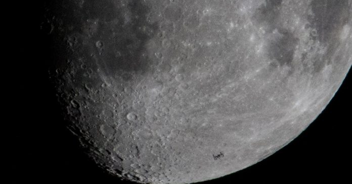 Study: NASA finds more water on Moon surface