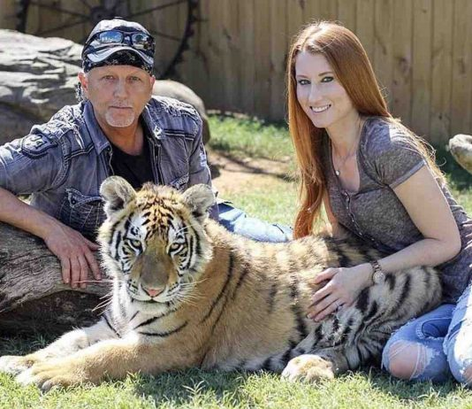 Tiger King star Jeff Lowe is being sued for alleged animal cruelty, Report