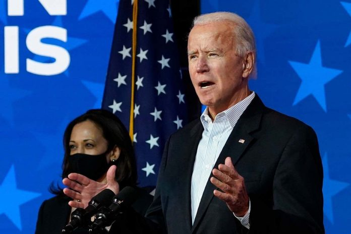 US election 2020: Biden announces top White House staff