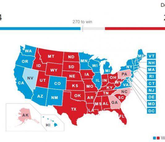 US Election Final Results 2020 LIVE: Joe Biden inches toward victory