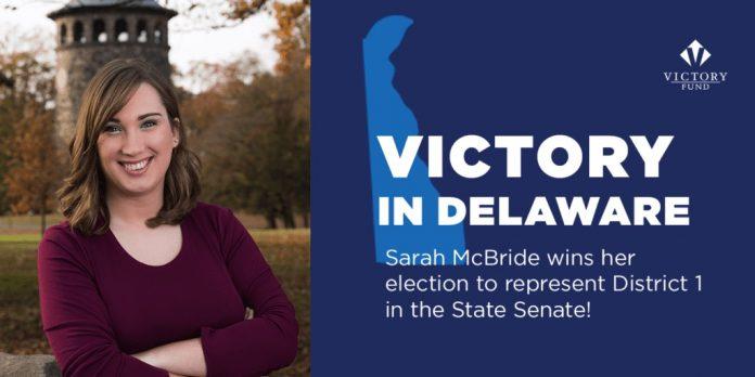 US Election Results 2020 LIVE: First transgender state senator elected in Delaware