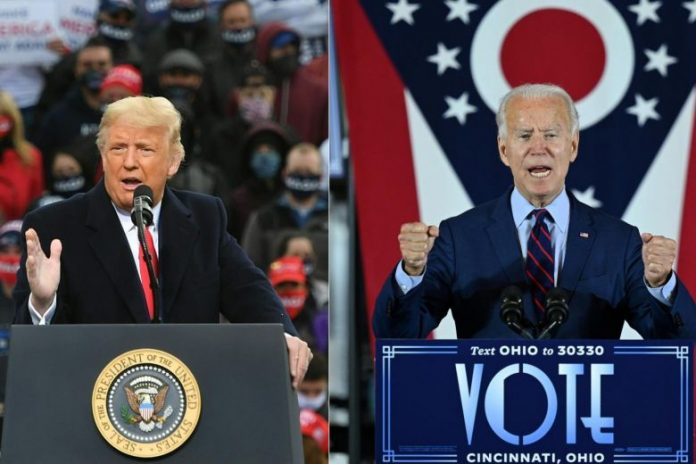 US Election Results 2020 LIVE: Paths to victory remain for both Biden and Trump – but Biden has more