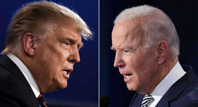 US Election Results 2020 LIVE: Race unsettled as Trump and Biden split swing states