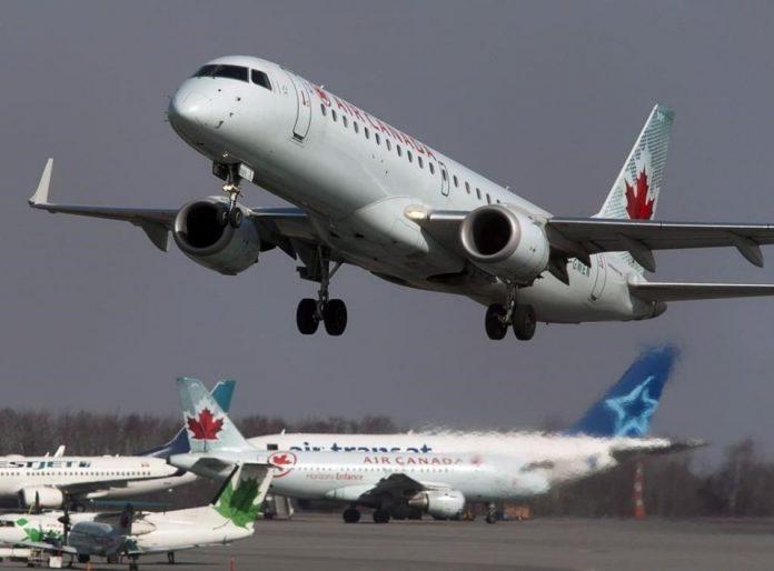 Air Canada to suspend multiple flight routes to Atlantic Canada, Report