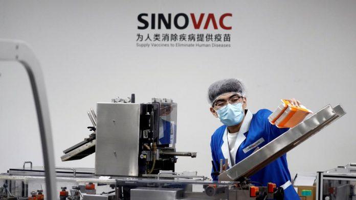 China's Sinovac aims for 600 million dose capacity for COVID-19 vaccine