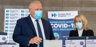 Covid-19: Premier Doug Ford backtracks on playground closures