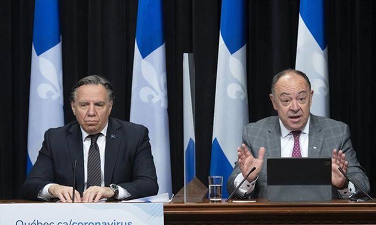 Coronavirus Canada Updates: Health minister defends Quebec ...