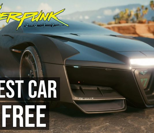 Cyberpunk 2077: How to Get the Fastest Car for Free (Guide and Locations)