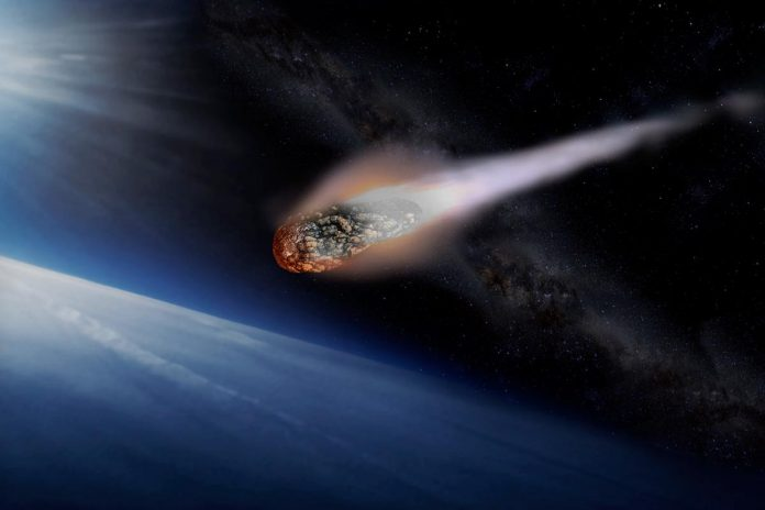Giant asteroid set to zip past Earth on Christmas Day, Report