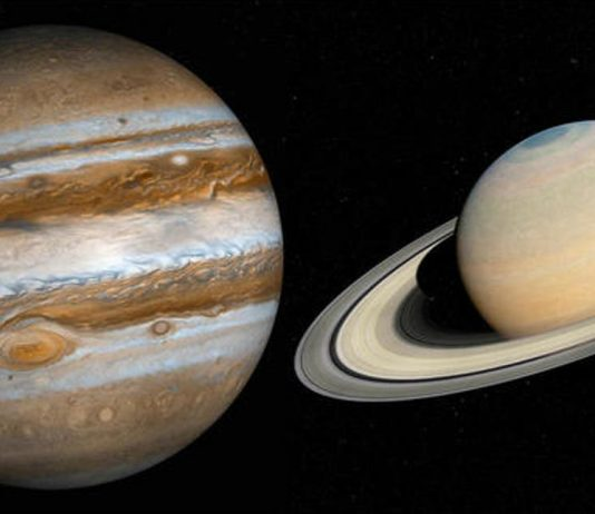 Jupiter And Saturn To Align On Dec 21 To Create 'Christmas Star', Report