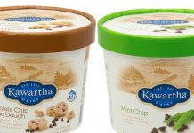 Kawartha Dairy recalls certain ice cream products, Report