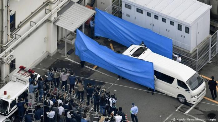 Kyoto Animation Arson Attack Suspect Charged With Murder in Japan, Report