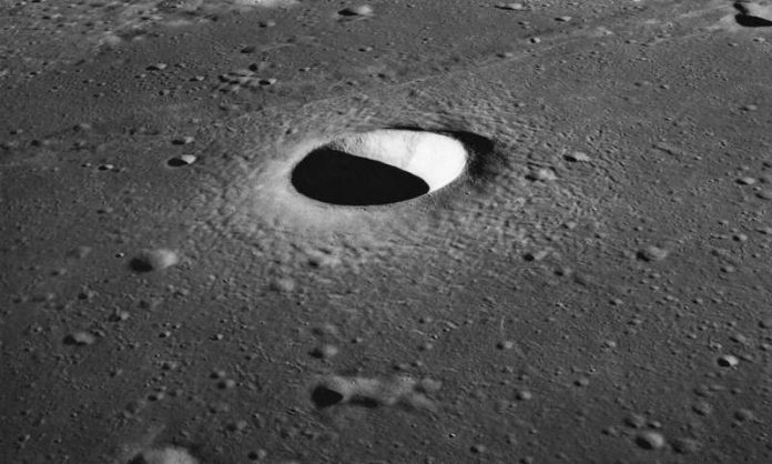 Moon has way (way) more craters than we thought (Study)