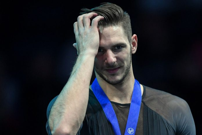 Morgan Cipres: French Olympic Figure Skater Facing Felony Charges For Sending Dick Pics To A Minor