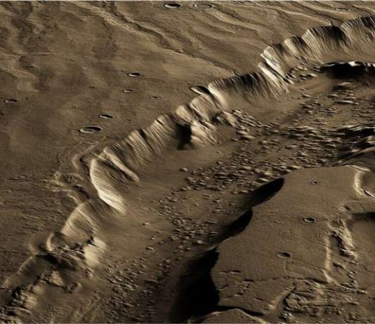 Potential life on ancient Mars likely lived below the surface (New research)