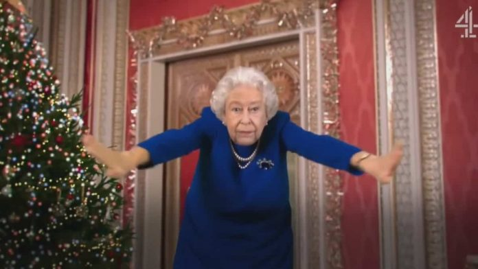 Queen's Christmas speech: Channel 4 criticized for deepfake (Watch)