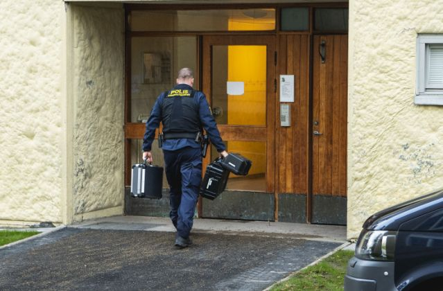 Sweden mother accused of holding son captive at home for 28 years