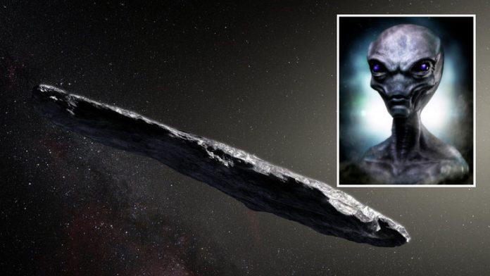 Avi Loeb: Harvard Professor Says Alien Technology Visited Earth in 2017