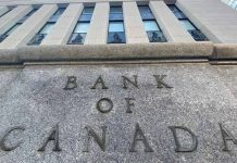 Bank of Canada keeps key interest rate target on hold, Report