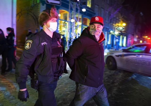 Coronavirus Canada Updates: Calls for changes to Quebec curfew after homeless people ticketed