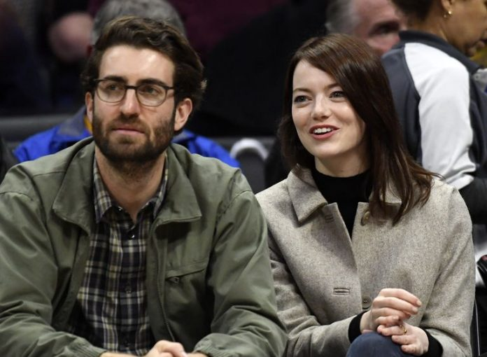 Emma Stone expecting first child with Dave McCary, Report