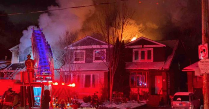 Four dead, two in hospital after fire rips through T.O. home