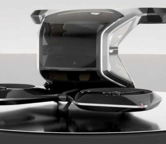 GM Unveiled a Flying Cadillac Concept at CES, and We Want One